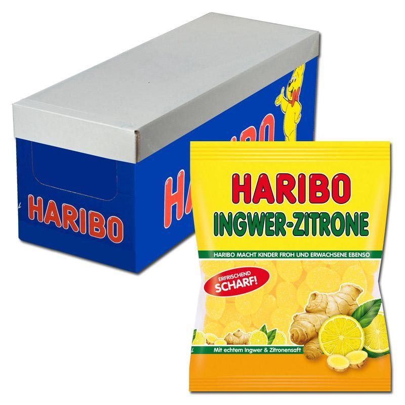 Haribo-Ingwer-Zitrone-175g-Fruchtgummi-18-Beutel