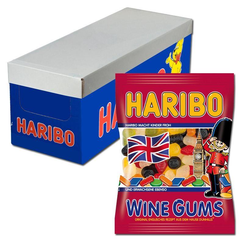 Haribo-Wine-Gums-Fruchtgummi-englisches-Weingummi-20Btl-200g