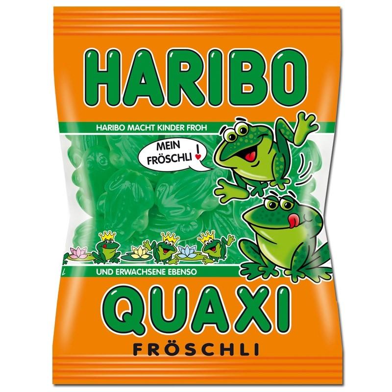 Haribo-Quaxi-Frösche-200g-5-Beutel
