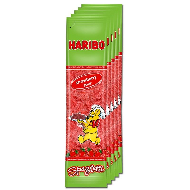 Haribo-Spaghetti-Erdbeer-200g-5-Beutel_2