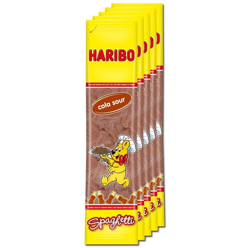 Haribo-Spaghetti-Cola-200g-5-Beutel