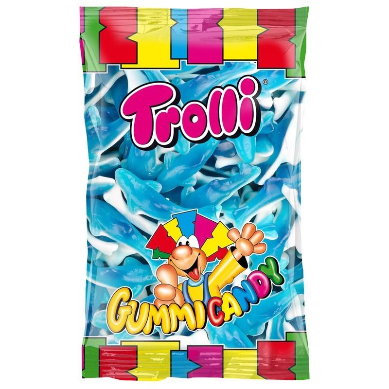 Trolli-Haifisch-Fruchtgummi-Schaumzucker-1-Kg-Btl