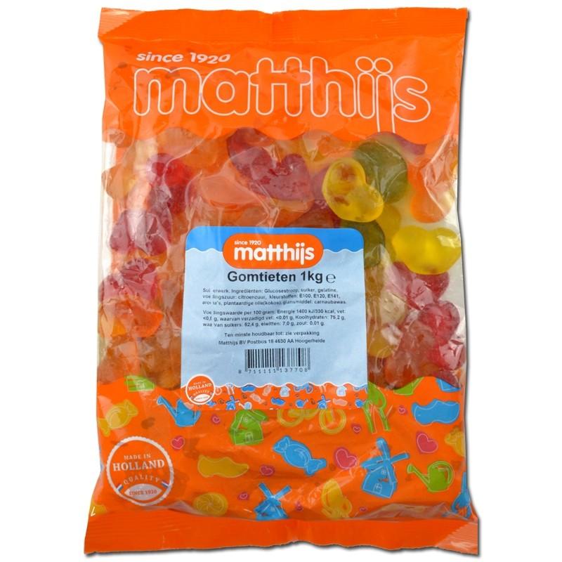 Matthijs-Gomtieten-Fruchtgummi-Brüste-1-kg-Beutel