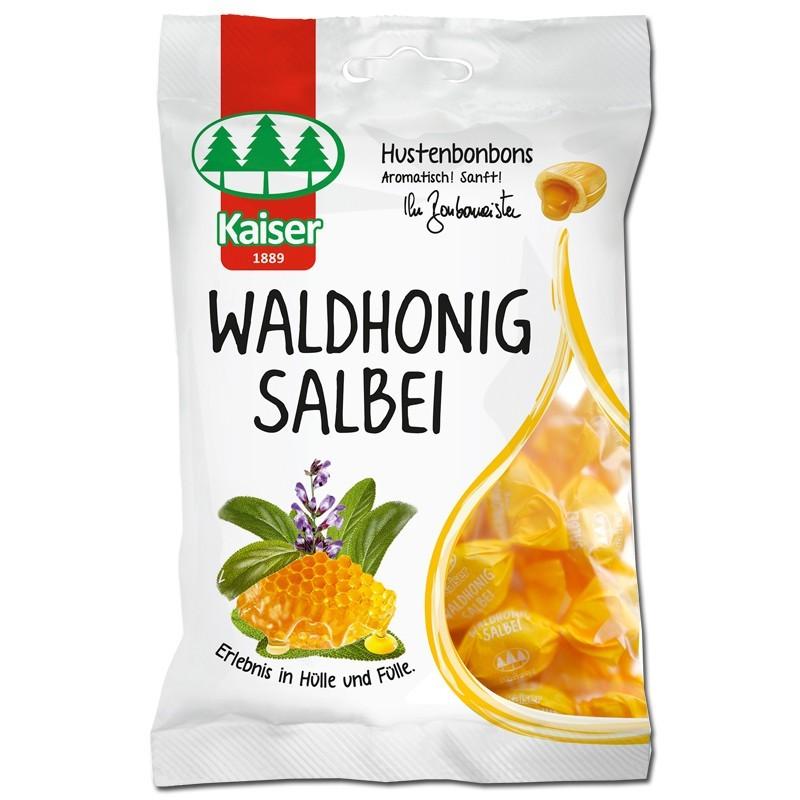 Kaiser-Waldhonig-Salbei-Bonbons-90g-5-Beutel