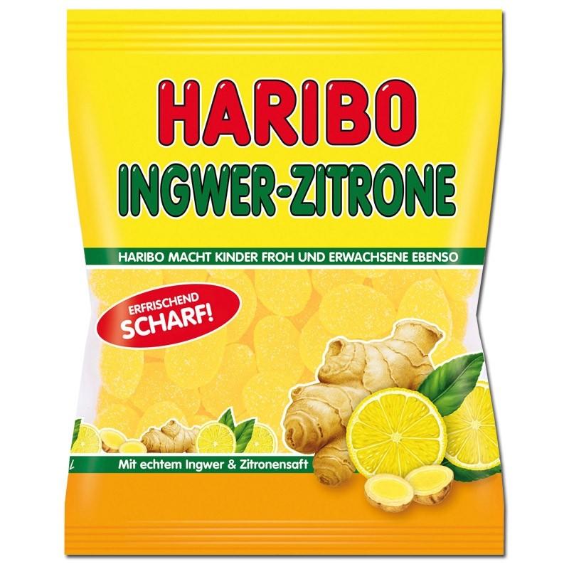 Haribo-Ingwer-Zitrone-Fruchtgummi-175g-Beutel