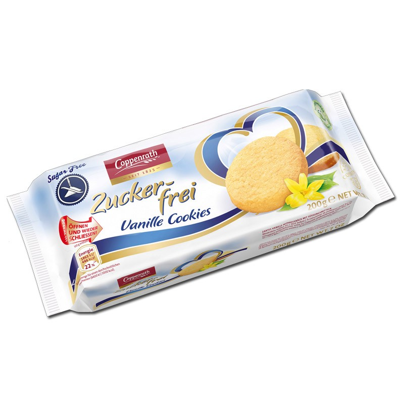 Coppenrath-Vanille-Cookies-zuckerfrei-Kekse-200g-Packung
