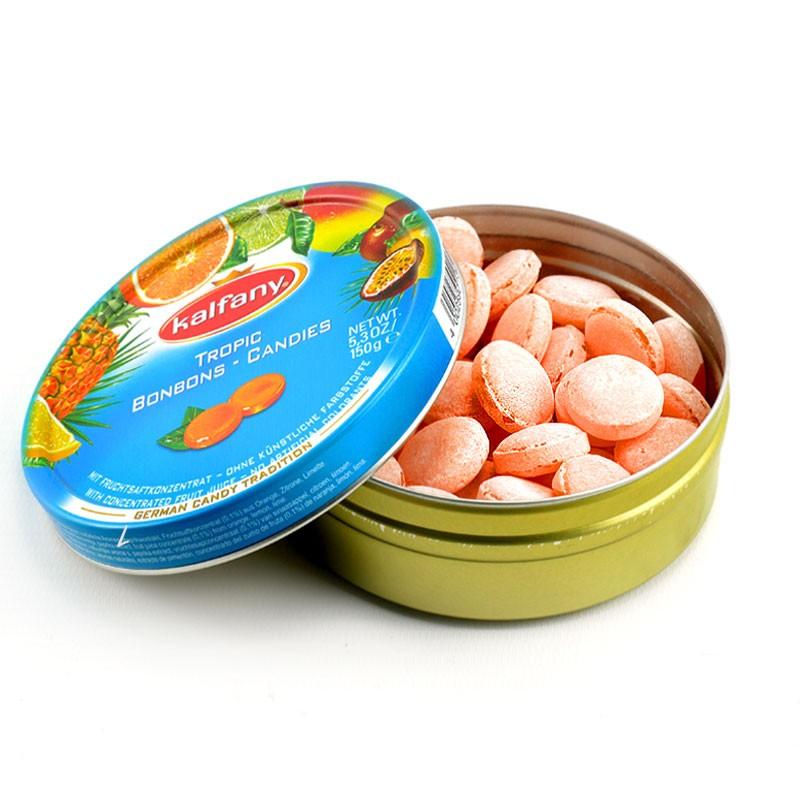 Kalfany-Tropic-Bonbon-150g-Dose