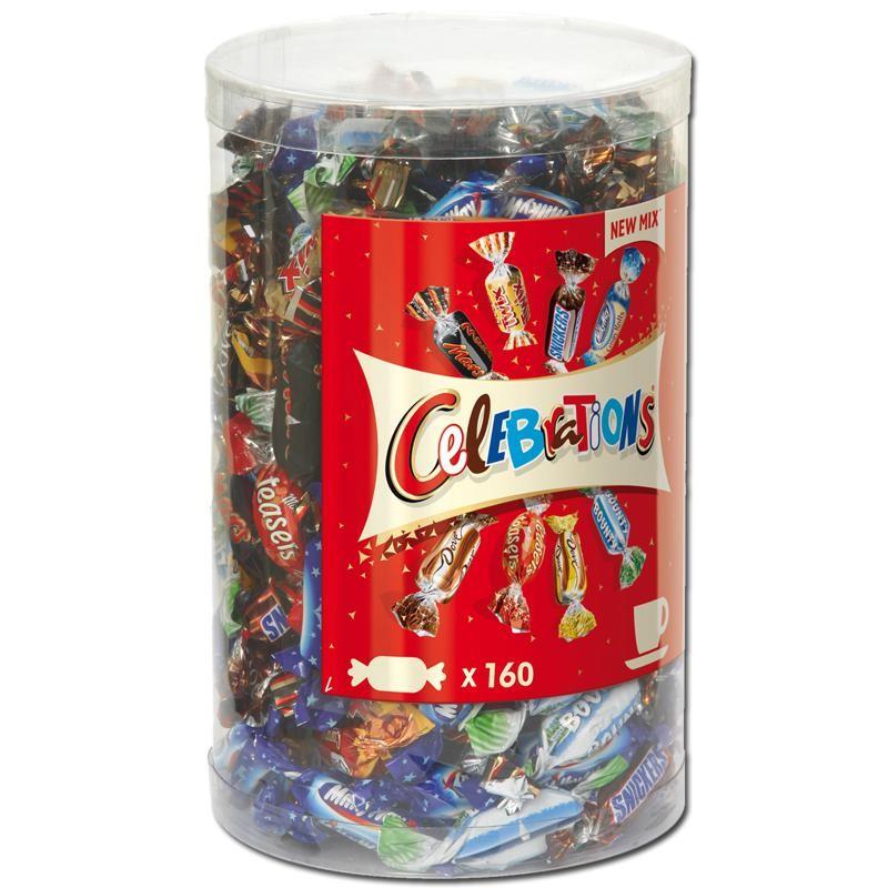 Celebrations-Dose-Schokoladen-Riegel-Mischung