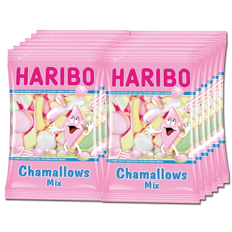 Haribo-Chamallows-Mix-225g-Mausespeck-12-Beutel