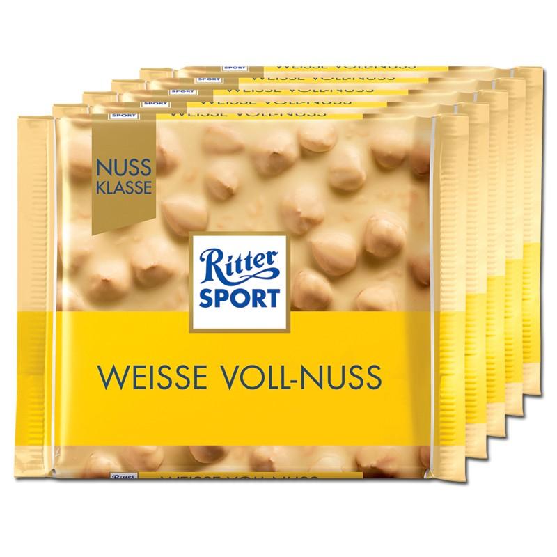 Ritter-Sport-Weiße-Voll-Nuss-Schokolade-5-Tafeln