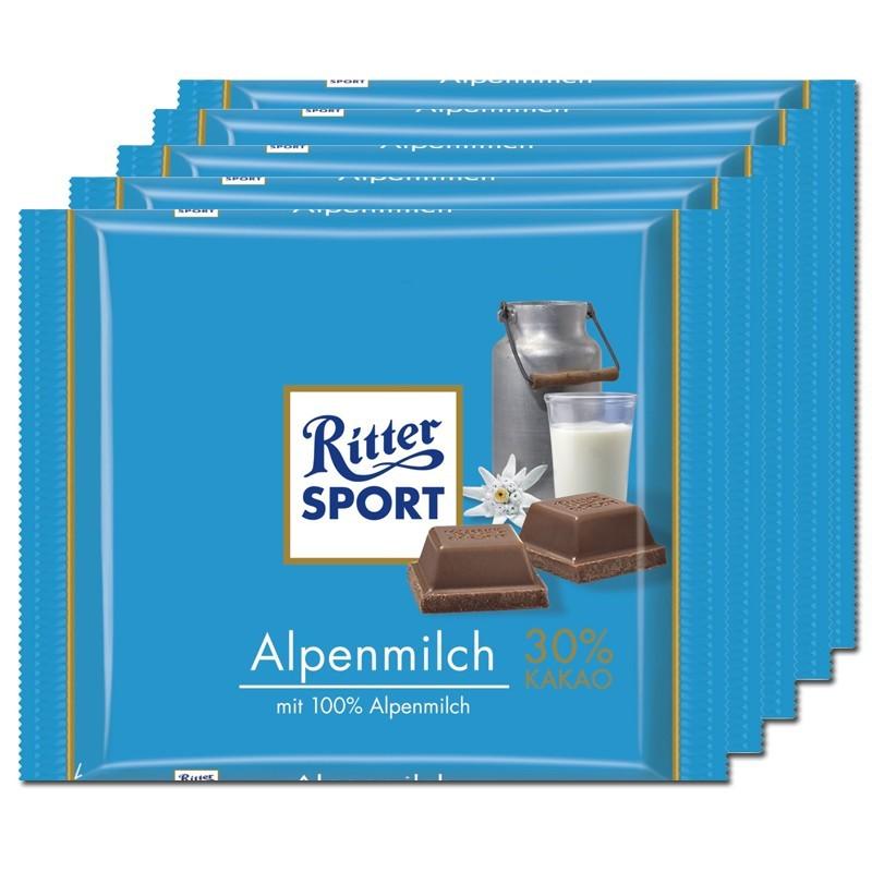 Ritter-Sport-Alpenmilch-Schokolade-5-Tafeln