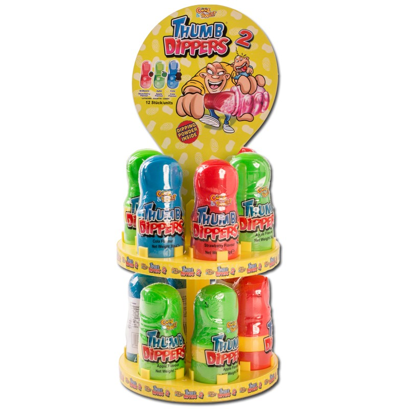 Thumb-Dippers-Tower-Lutscher-Lolly-21-Stück-je-38g