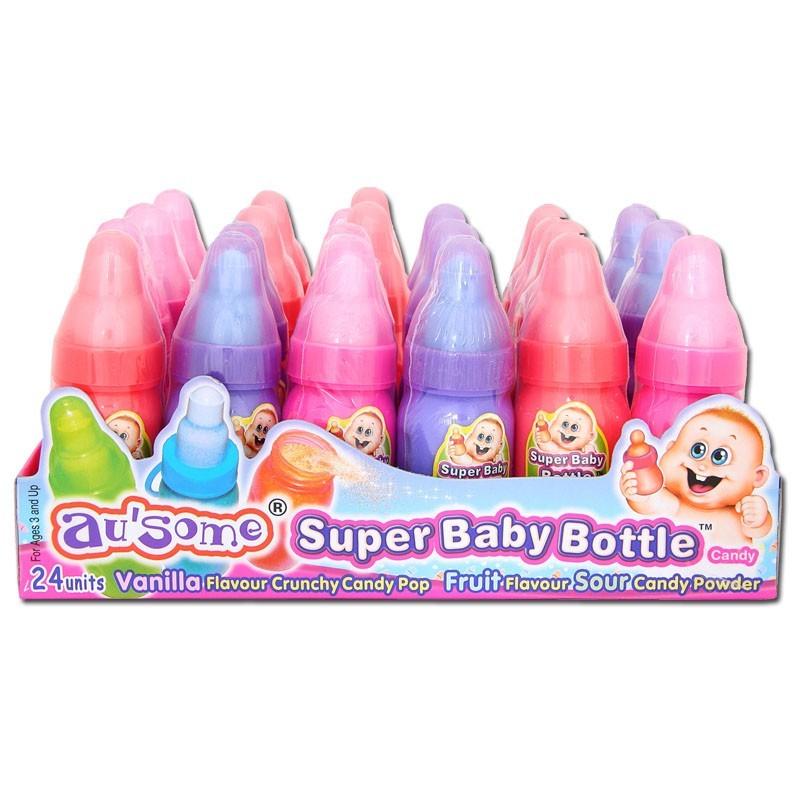 Super-Baby-Bottle-Zuckerkomprimat-Lolly-Brausepulver-24-Stk
