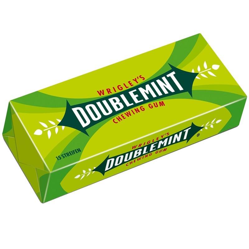 Wrigleys-Doublemint-Kaugummi-8-Packungen