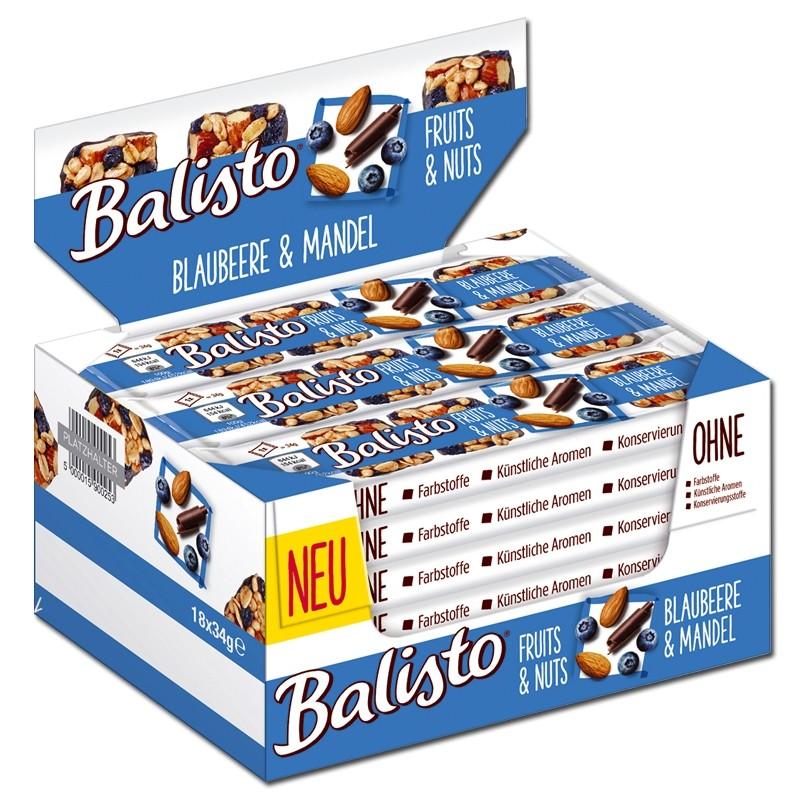 Balisto-Fruits-und-Nuts-Blauberre-und-Mandel-18-Riegel-je-34g