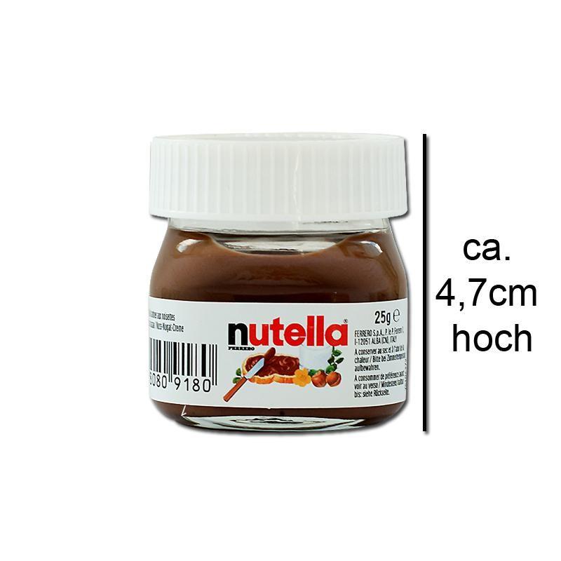 Ferrero-Nutella-25g-64-Glaeser-Brotaufstrich-Nussnugatcreme