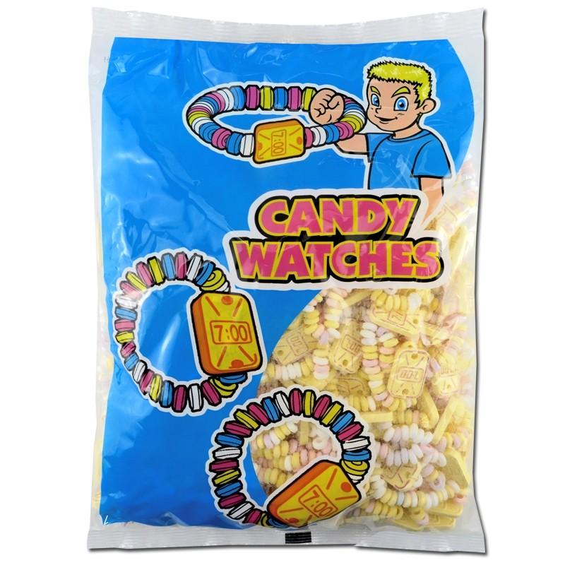 Süße-Uhren-Armband-Uhr-CandyWatches-100-Stück