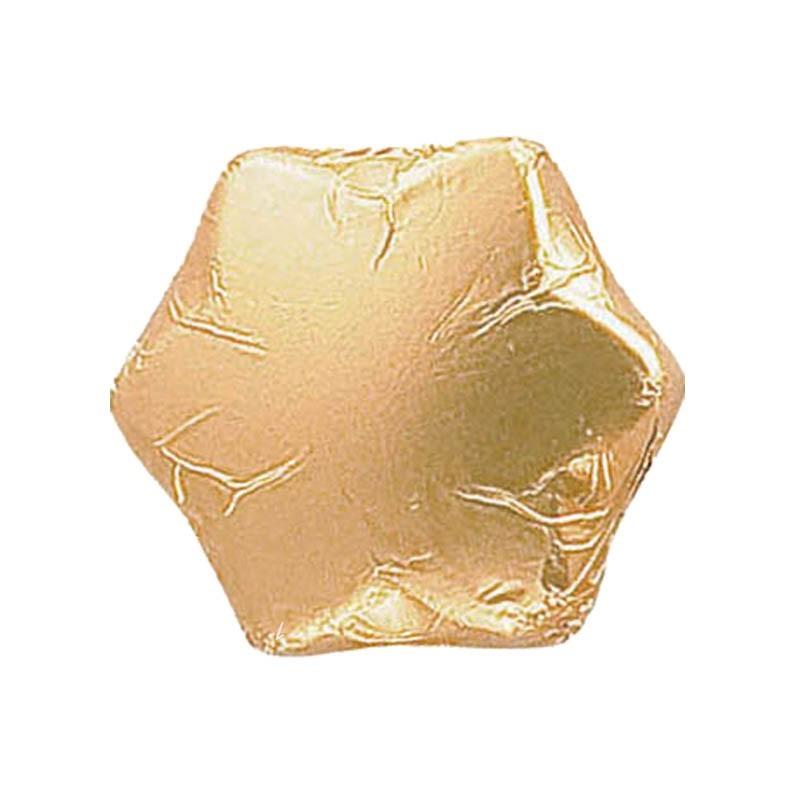 Storz-Sternchen-in-Goldfolie-Schokolade-200-Stueck