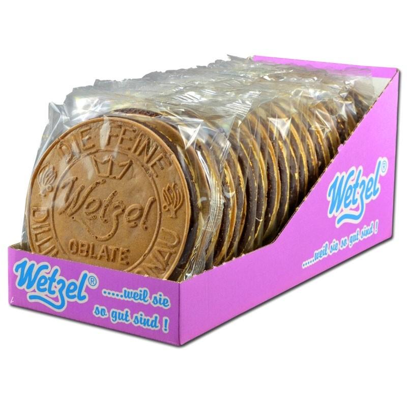 Wetzel-Klein-Oblaten-Waffel-Schokolade-20-Stück