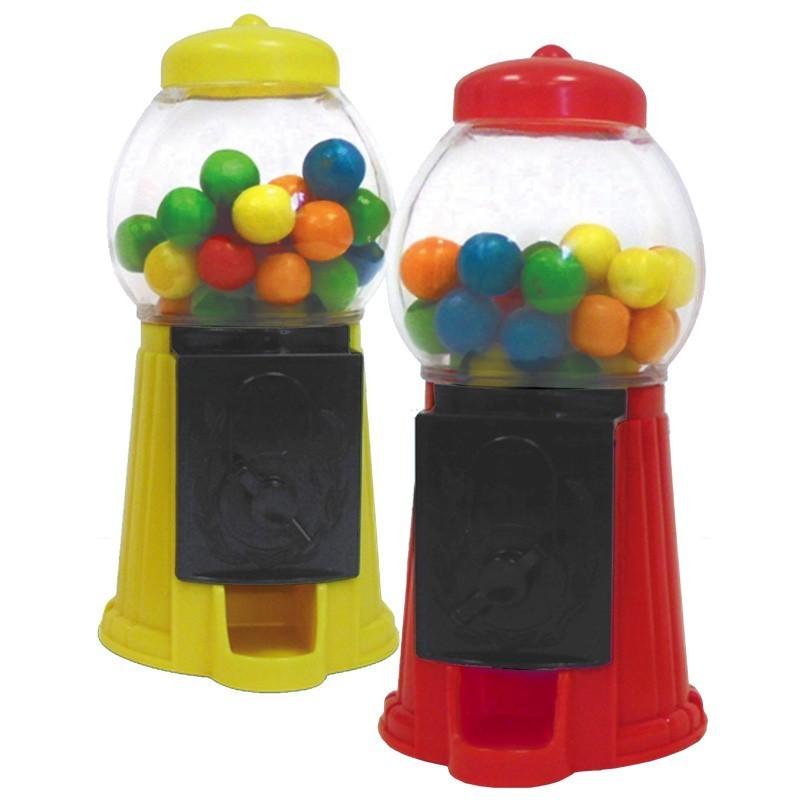 Gumball-Machine-Mini-Kaugummi-Automat-gefuellt-12-Stueck_1