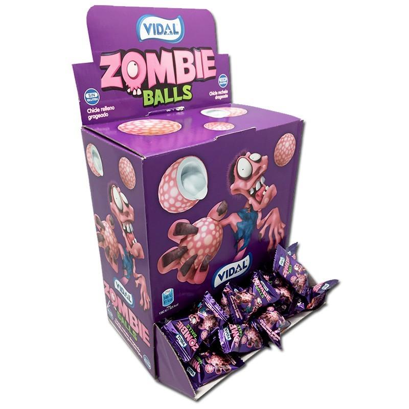 Vidal-Zombie-Balls-Kaugummi-gefuellt-Bubble-Gum-200-Stueck_1