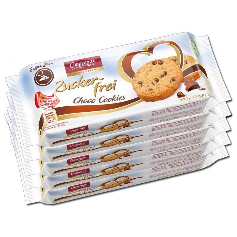 Coppenrath-Choco-Cookies-zuckerfrei-200g-5-Packungen