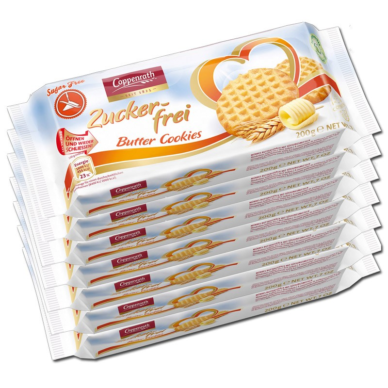Coppenrath-Butter-Cookies-zuckerfrei-Kekse-7-Packungen-je-200g