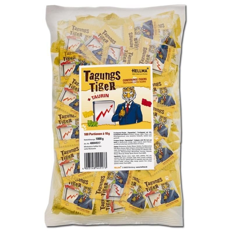 Tagungs-Tiger-Minibeutel-Fruchtgummi-100-Beutel