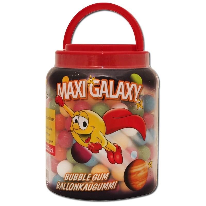 Maxi-Galaxy-Kaugummi-Kugeln-200-Stück