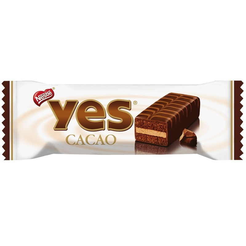 Nestle-Yes-Cacao-Toertchen-Torty-Kuchen-48-Stueck