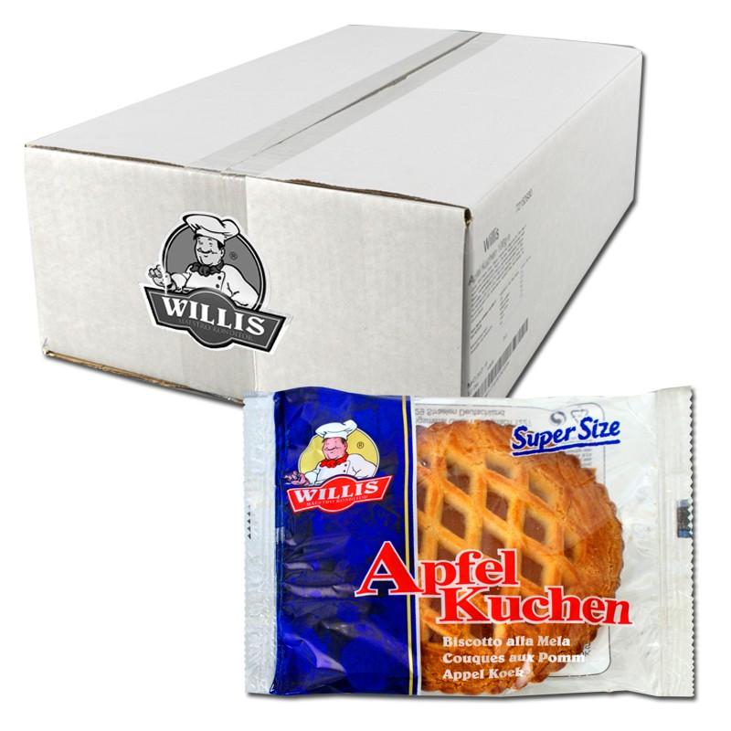 Willis-Apfel-Kuchen-Gebäck-24-Stück-je-100g