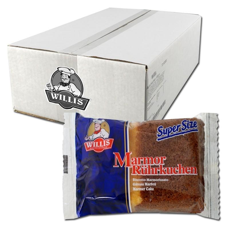Willis-Marmor-Rühr-Kuchen-80g-Gebäck-30-Stück