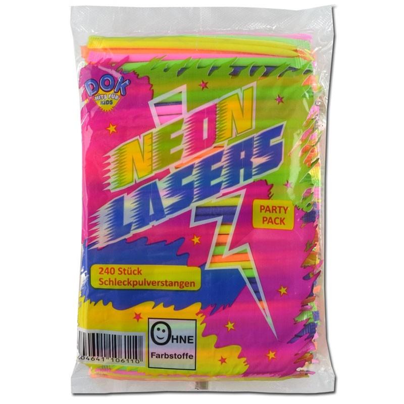 Schleckpulver-Stangen-Neon-Lasers-Brause-Pulver-240Stk