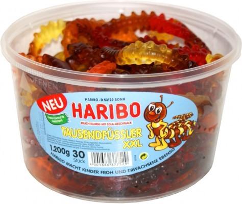Haribo-Tausendfuessler-XXL-Fruchtgummi-30-Stueck