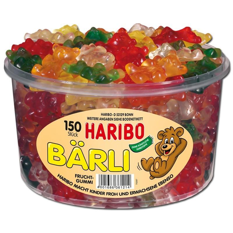 Haribo-Baerli-Fruchtgummi-150-Stueck