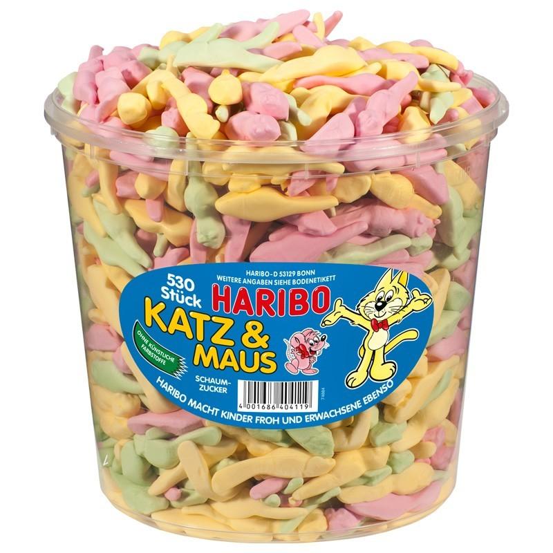 Haribo-Katz-und-Maus-Schaumzucker-530-Stueck