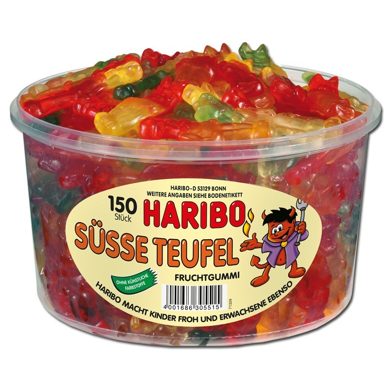 Haribo-Suesse-Teufel-Fruchtgummi-150-Stueck