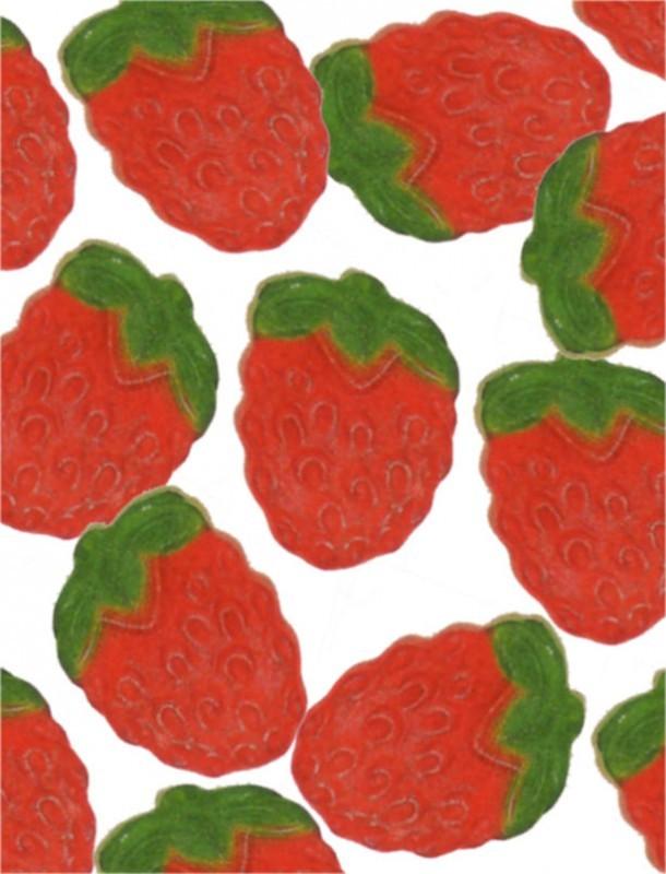 Haribo-Riesen-Erdbeeren-Kilo-Ware-3kg-Fruchtgummi