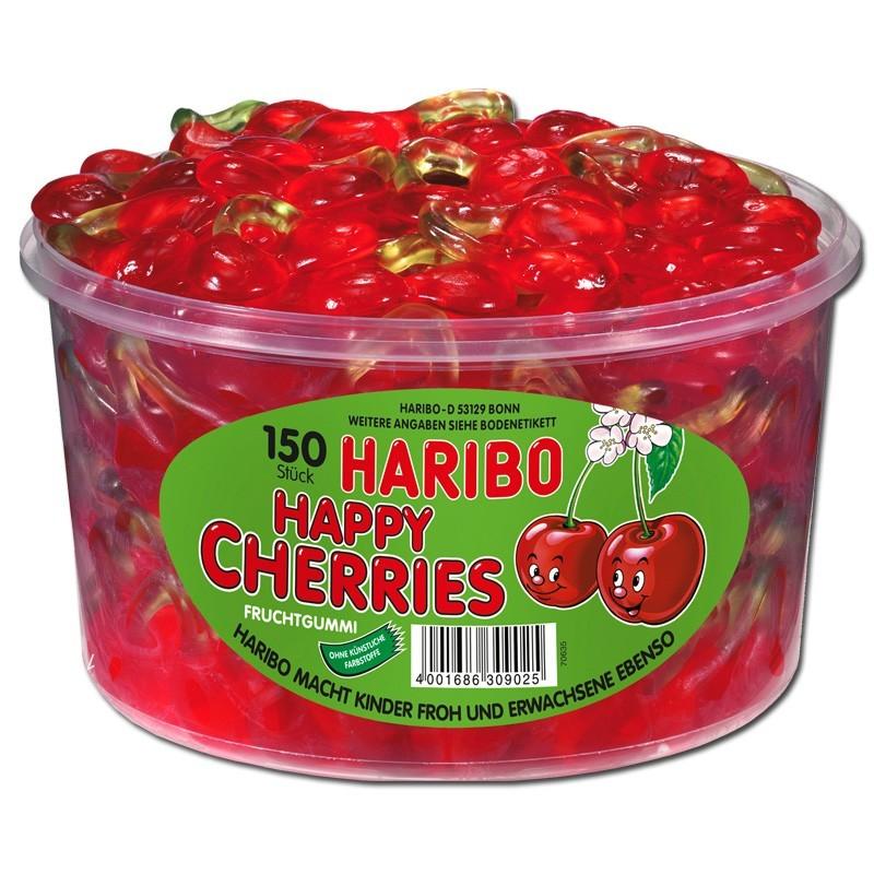 Haribo-Happy-Cherries-Kirschen-Fruchtgummi-150-Stueck