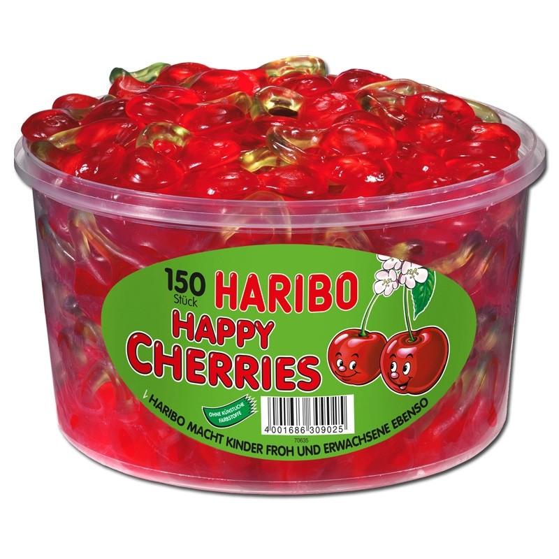 Haribo-Happy-Cherries-Kirschen-Fruchtgummi-150-Stück