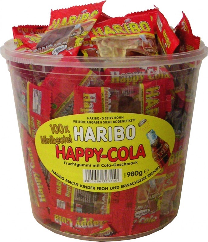 Haribo-Happy-Cola-Minibeutel-kleine-Colaflaschen-100Btl