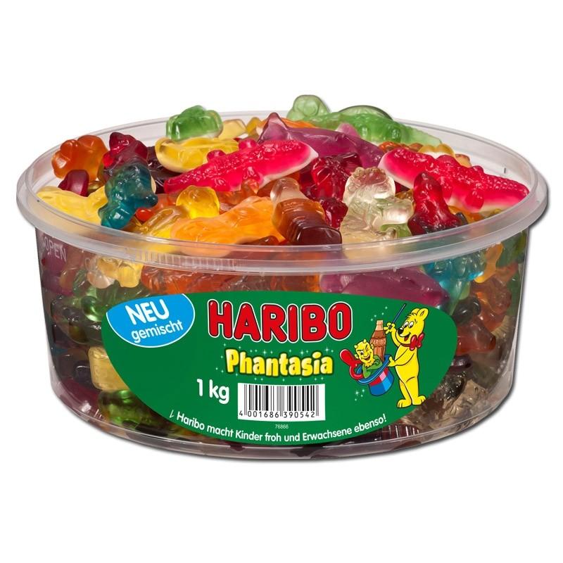 Haribo-Phantasia-Fruchtgummi-Schaumzucker-1-kg-Dose
