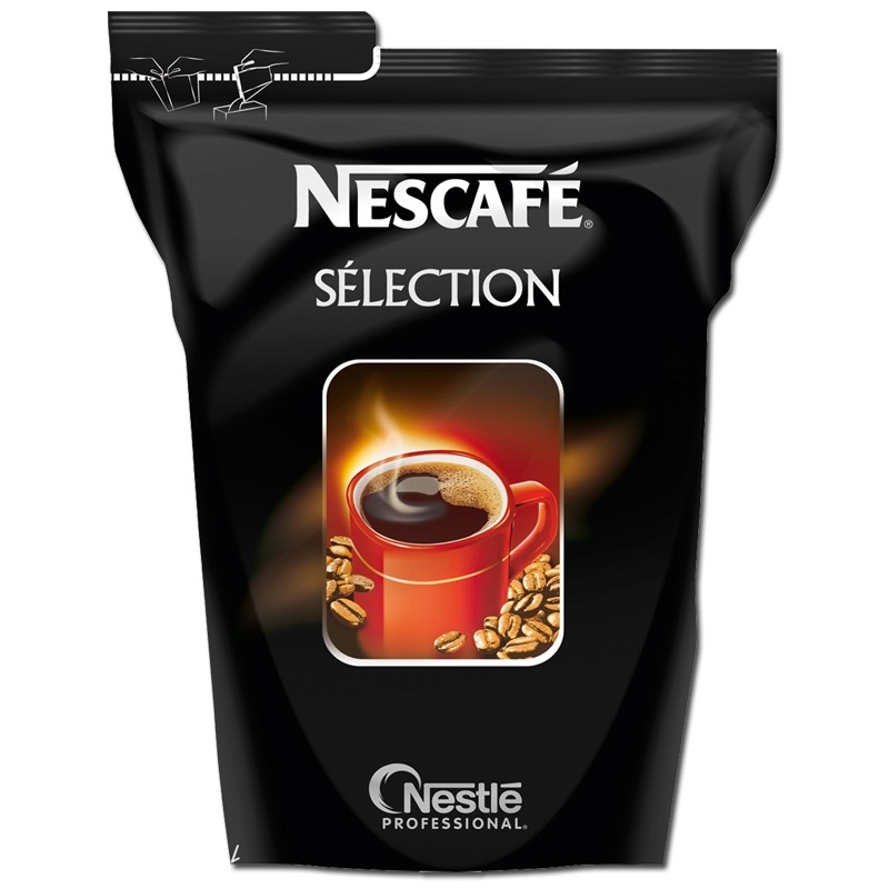 Nescafe-Selection-löslicher-Bohnen-Kaffee-500g-Beutel
