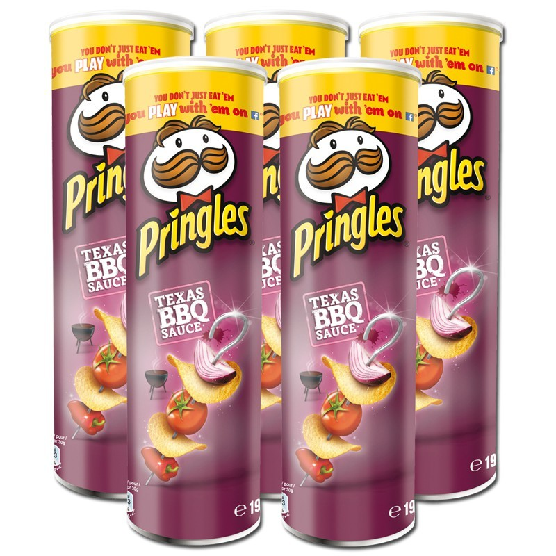 Pringles-Texas-BBQ-Sauce-Chips-190g-Dose-Barbecue