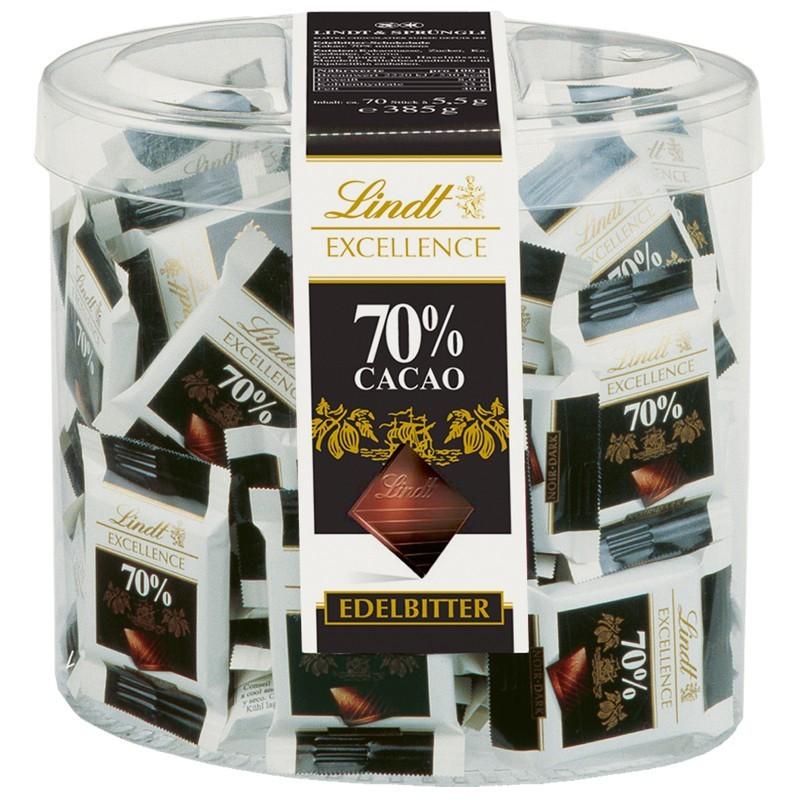 Lindt-Excellence-70Prozent-Mini-Tafeln-Schokolade-70-Stueck