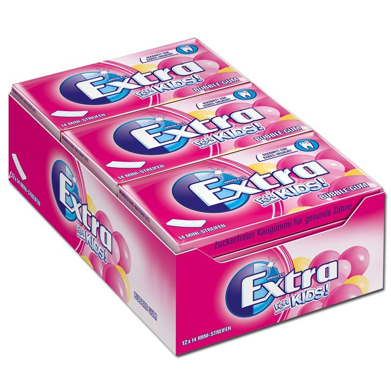 Wrigleys-Extra-for-Kids-ohne-Zucker-Kaugummi-12-Packung