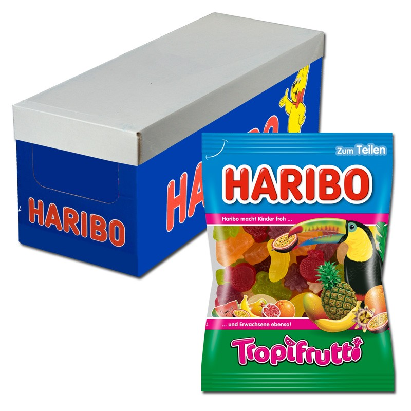 Haribo-Tropifrutti-Fruchtgummi-18-Beutel-200g