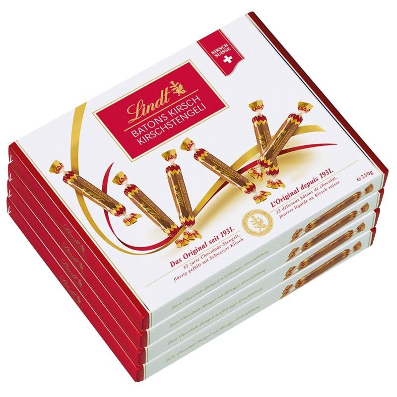 Lindt-Kirsch-Stengeli-250g-Schokoladen-Sticks-4-Packungen