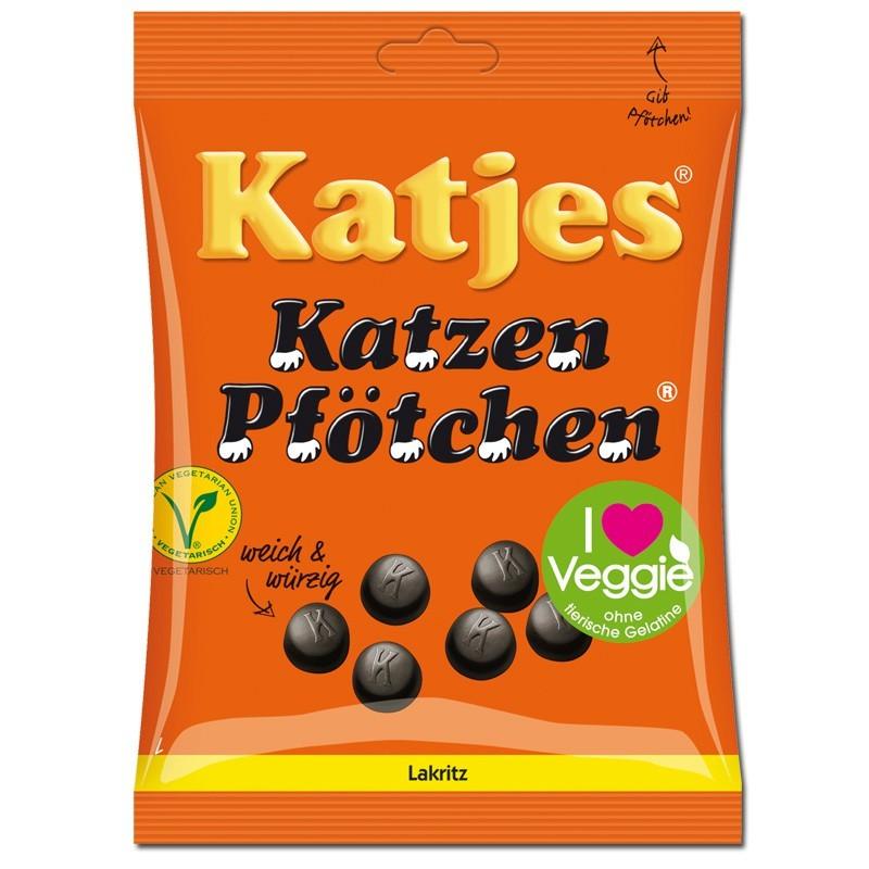 Katjes-Katzen-Pfoetchen-200g-Lakritz-20-Beutel