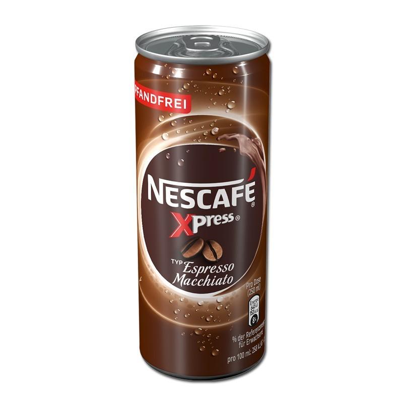Nescafe-Xpress-Espresso-Macchiato-250ml-12-Dosen